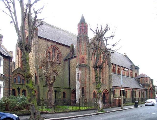 St Margaret & St Columba, Leytonstone, London E11