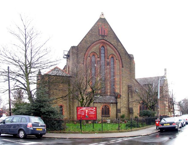 St Margaret & St Columba, Leytonstone, London E11