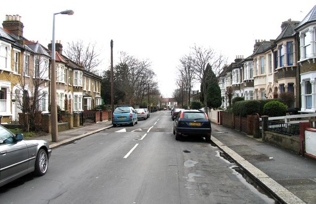 Woodhouse Road, Leytonstone, London E11