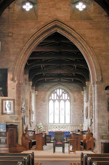 St Mary Ross-on-Wye, Herefordshire - Chancel