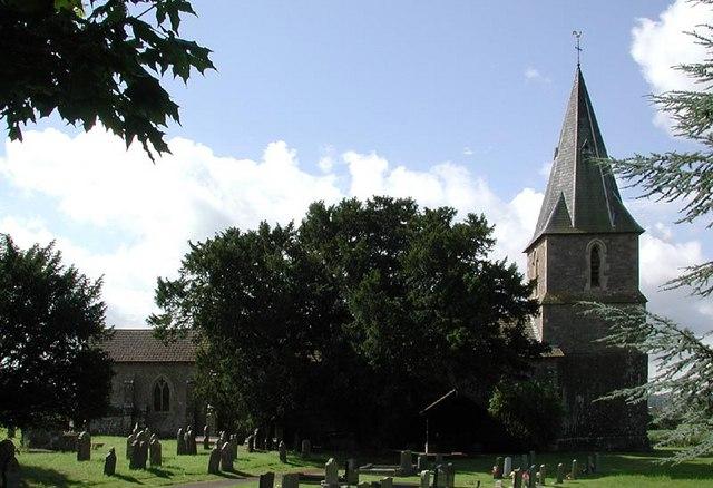 St Peter, Wormbridge, Herefordshire