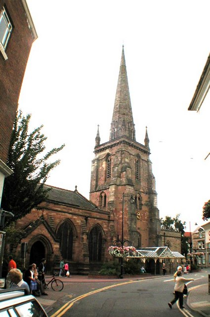 St Peter, Hereford
