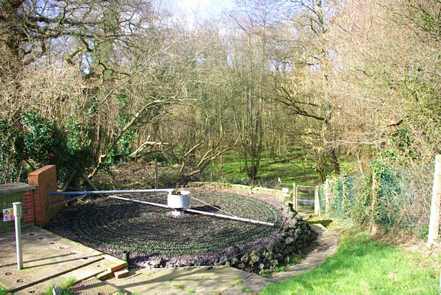 Dumpford Sewage Works