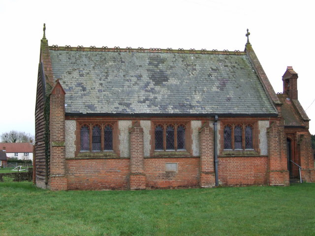 St Edmunds Church, Forncett End