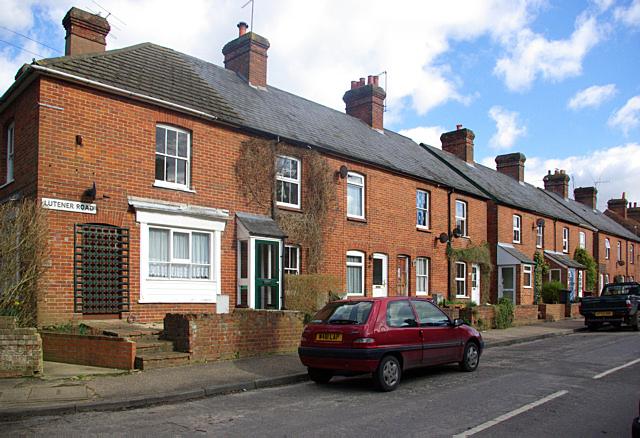 Lutener Road, Easebourne