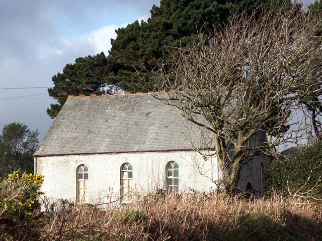 Baldhu Christian Chapel.