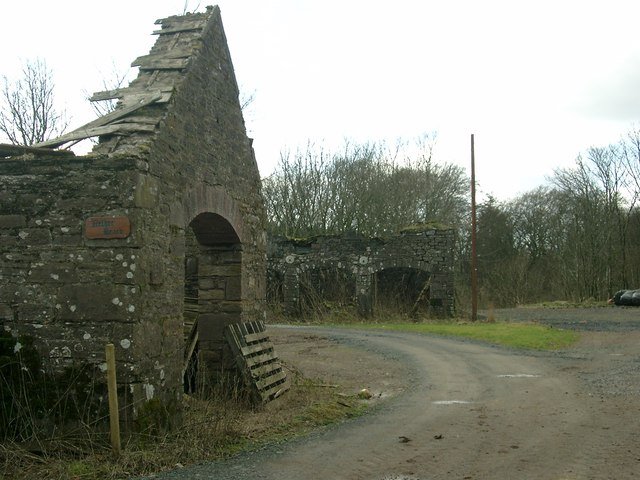Dereliction at Nether Braco