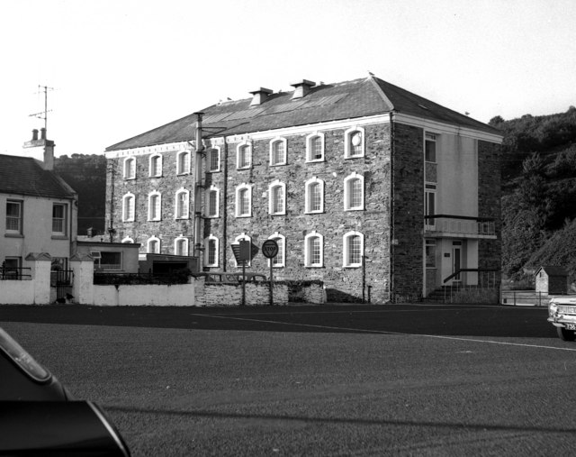 Factory, Old Laxey, Isle of Man