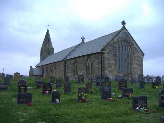 St Bartholomew's church, Newbiggin