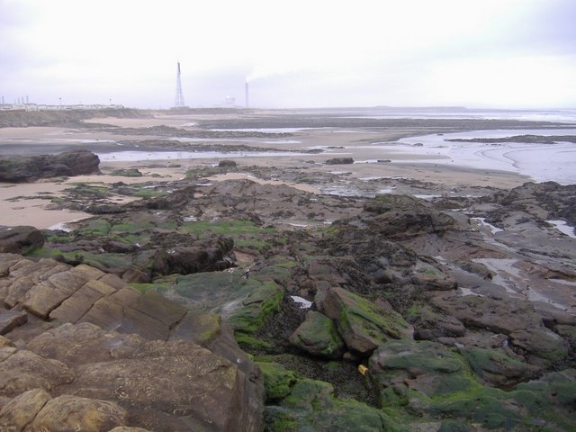 The coast, north of Newbiggin