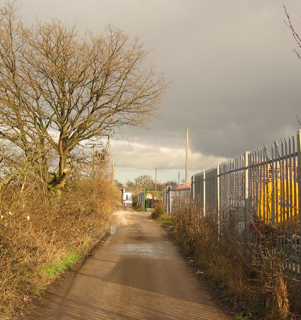 Trickett's Lane, Willaston