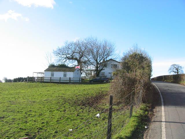 Patriotic Cottage