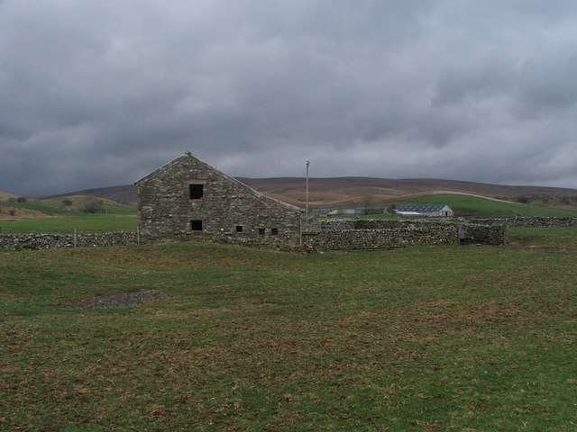 Barn Near Ivescar.