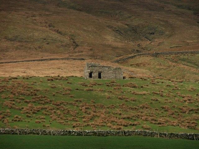 Barn at Winterscales.