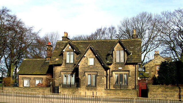 Peckover Lodge, Bradford Road, Pudsey