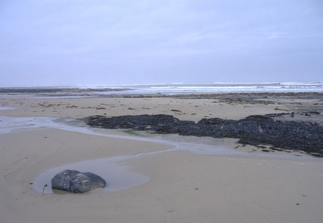 Broad Sand Rocks, Cresswell
