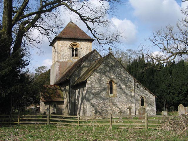 Winchfield Church