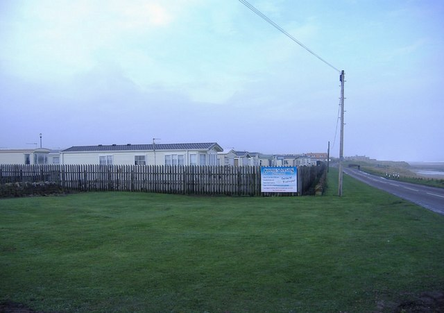 Golden Sands Holiday Park, Cresswell
