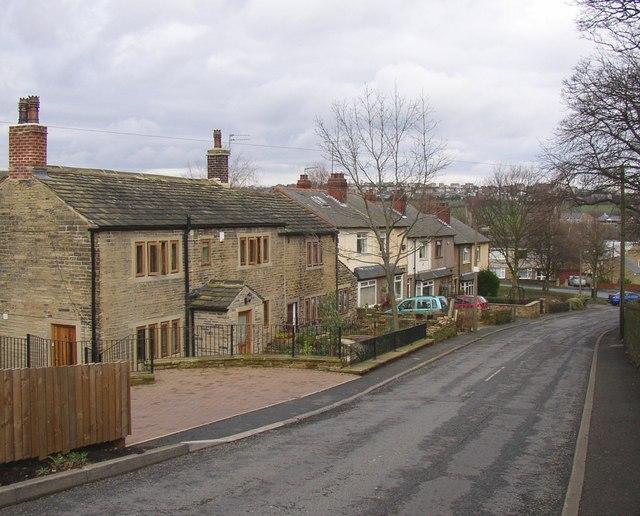 Woodhouse Lane, Rastrick