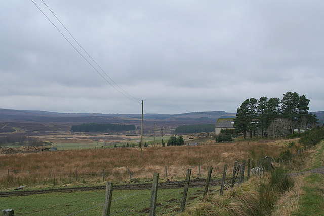 Knockanrioch Farm.