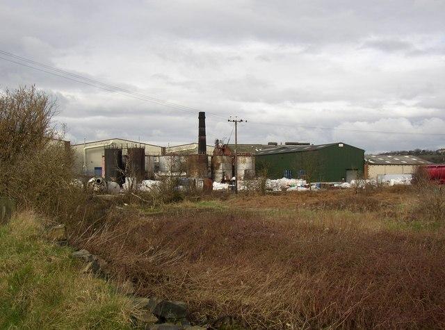 Soap Works, River Street, Rastrick
