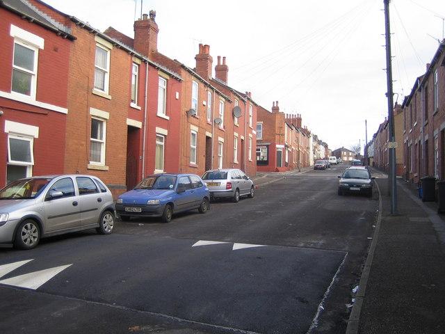 Sheffield: Birdwell Road, Grimesthorpe