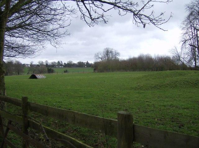 Farmland near Dyson's Wood Farm
