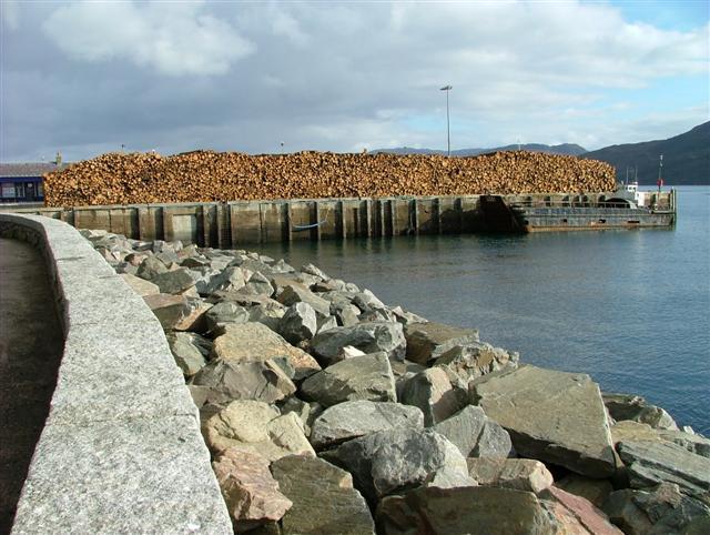 Timber Awaiting Uplift