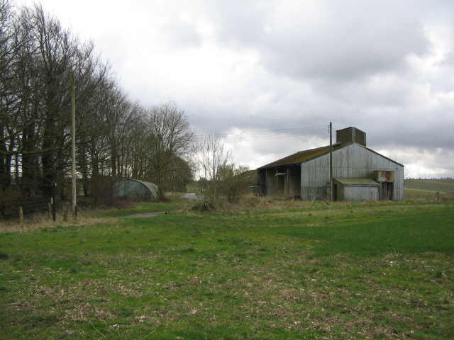 Barn at Haycombe Hill Farm