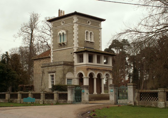 The Ipswich Lodge at Shrubland Park
