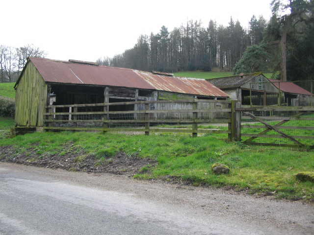 Barn on Cock Road, Horningsham