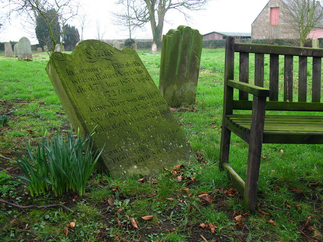 Graveyard, St Anne's Church, Ancroft