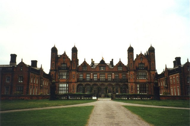 Capesthorne Hall, Cheshire