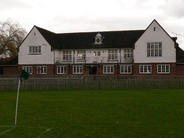 London Marathon Playingfields Clubhouse
