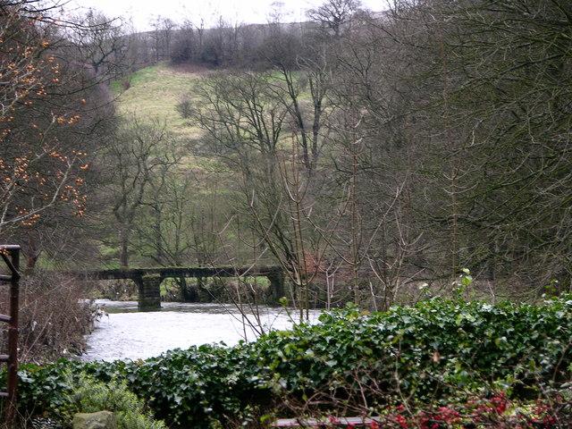 Bridge over River Irwell-Strongstry