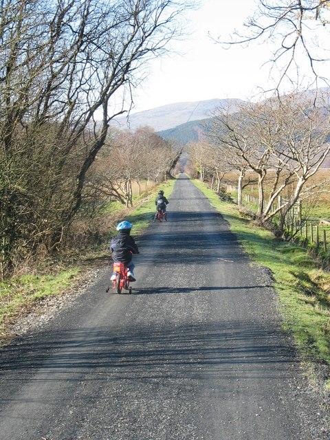 Mawddach cycle path