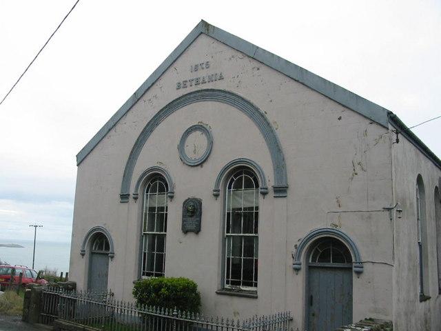 Capel Bethania, 1875