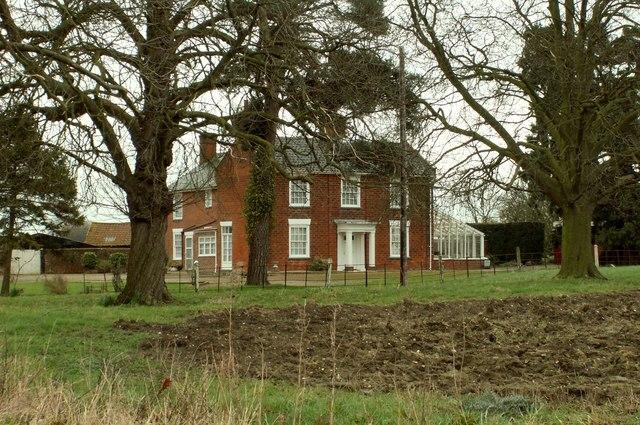 Farmhouse at Red House Farm