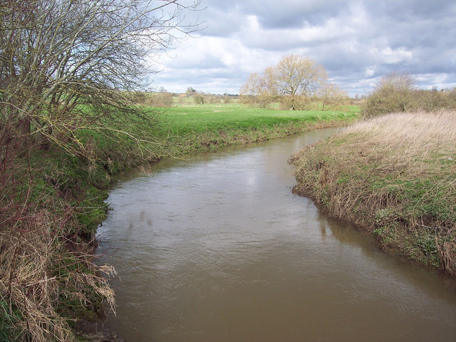 River Stour from Trill Bridge