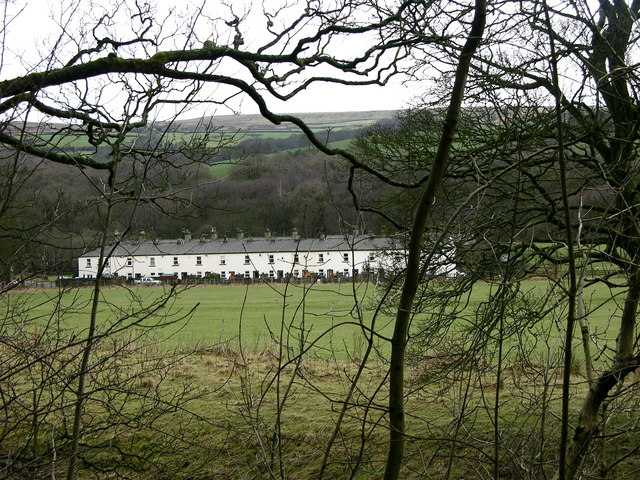 Terraced cottages - Strongstry