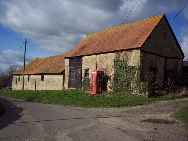 Manor Farm, Stour Provost
