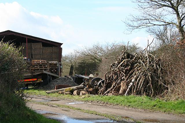 Spreyton: near Brownsland