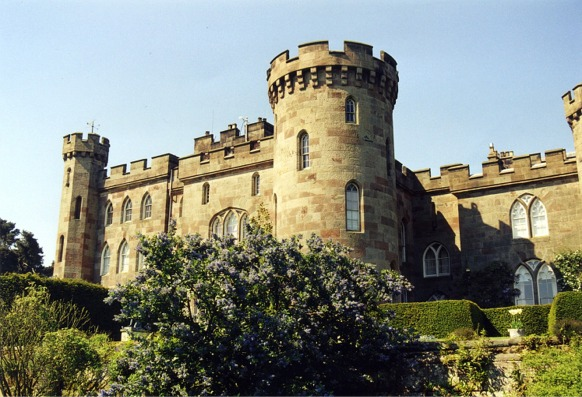 Cholmondeley Castle, Cheshire