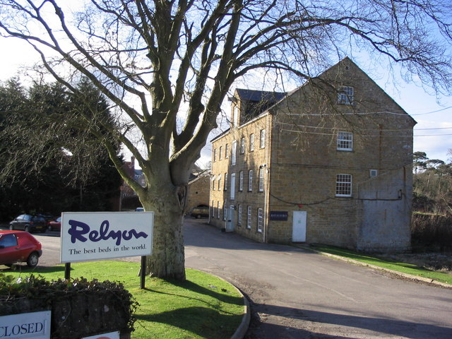 Relyon factory and warehousing, Pymore
