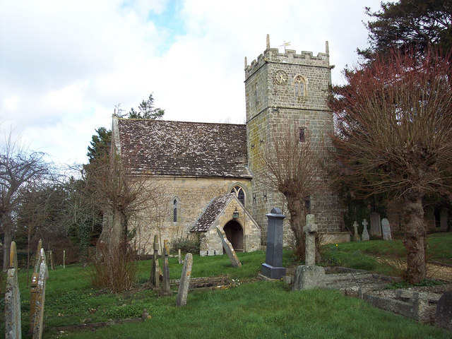 St Michael and All Angels Church, Stour Provost