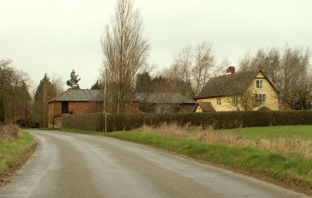 Burnt House Farm on Dublin Road