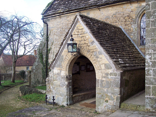 St Michael and All Angels Church, Stour Provost - Porch