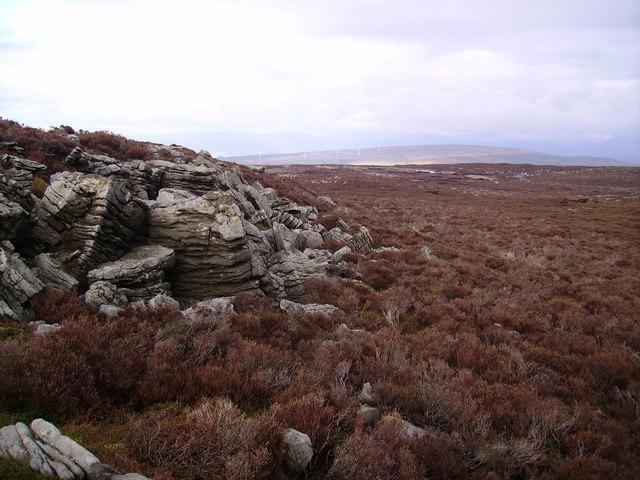 Millstone Grit, Clougha