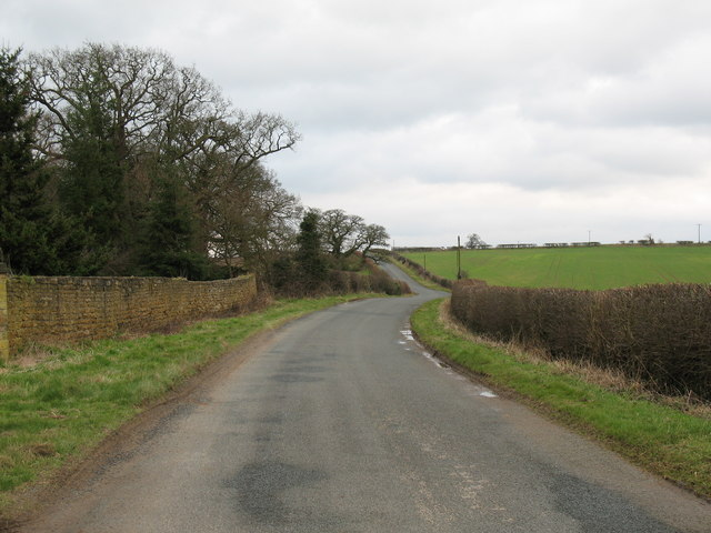 Country road - Howardian Hills