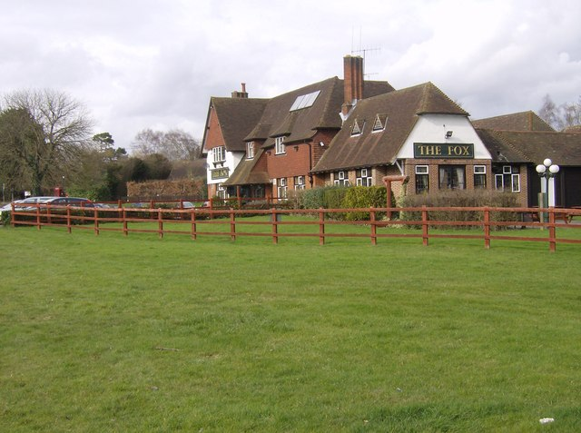 The Fox at Cane End